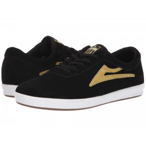 Lakai Sheffield XLK Black/Gold Suede