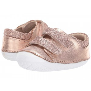 Edgey Pave (Infant/Toddler) Copper/Glam Copper