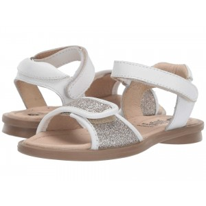 Martini Sandal (Toddler/Little Kid) Glam Cream/Snow