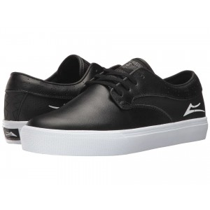 Lakai Riley Hawk Black Leather