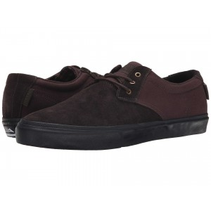 Lakai M.J. Brown/Black Suede