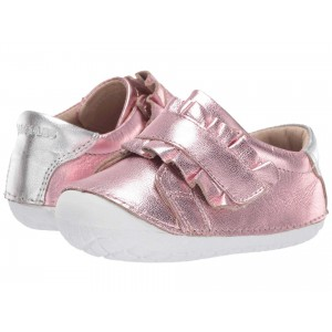 Frill Pave (Infant/Toddler) Pink Frost/Silver