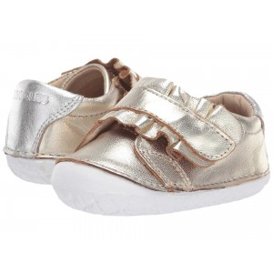 Frill Pave (Infant/Toddler) Gold/Silver