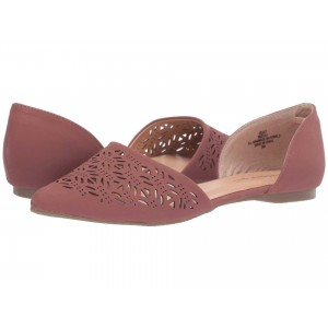 Madden Girl Ellly Mauve Nubuck
