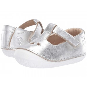 Classic Pave (Infant/Toddler) Silver