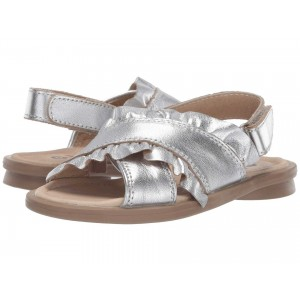 Queen Sandal (Toddler/Little Kid) Silver