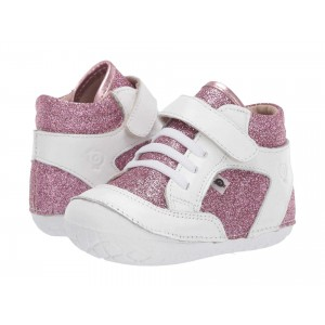 Breezy Pave (Infant/Toddler) Glam Pink/Snow