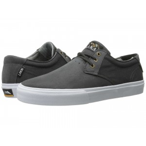 Lakai MJ Weather Treated Charcoal Oiled Suede