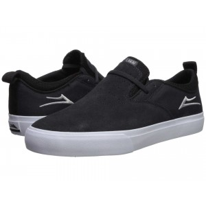 Riley Hawk 2 Charcoal Suede