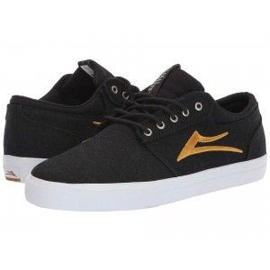 Lakai Griffin Black/Gold Textile