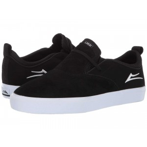 Riley Hawk 2 Black/White Suede