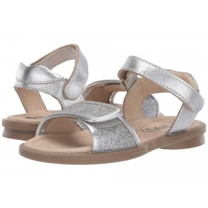 Martini Sandal (Toddler/Little Kid) Glam Argent/Silver