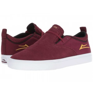 Riley Hawk 2 Burgundy Suede