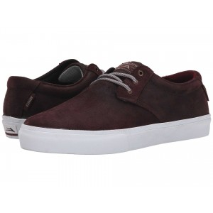 Lakai MJ Weather Treated Mahogany Oiled Suede