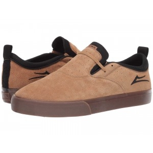 Riley Hawk 2 Tobacco Synthetic Nubuck