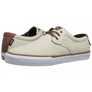 Lakai MJ Cream Canvas