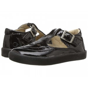 Royal Shoe (Toddler/Little Kid) Black Patent