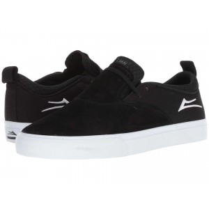 Riley Hawk 2 Black Suede