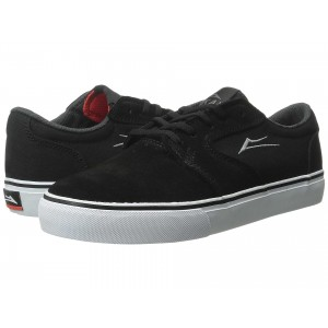 Lakai Fura Black Suede/Canvas 1