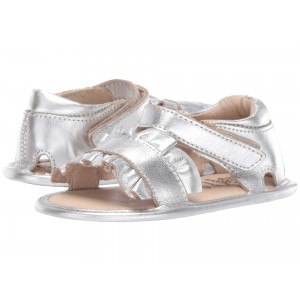 Ruffle (Infant/Toddler) Silver