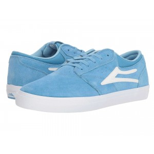 Griffin Light Blue Suede 1