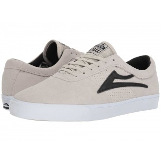 Lakai Sheffield White/Black Suede