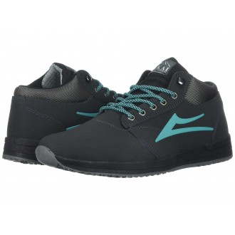 Lakai Griffin Mid Weather Treated Charcoal Nubuck