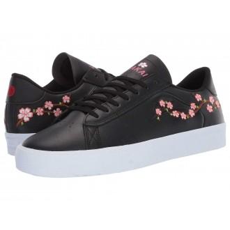 Newport X Nico Cherry Blossom Black Leather