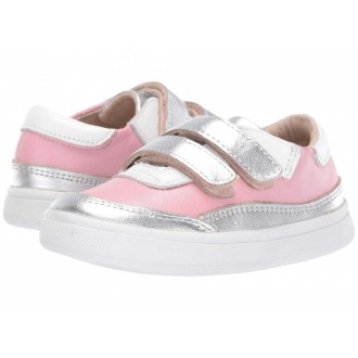 Challenger (Toddler/Little Kid) Snow/Silver/Pearlised Pink