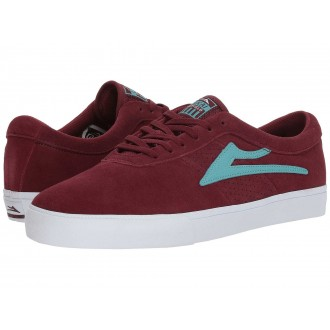 Lakai Sheffield Burgundy Suede