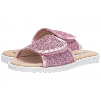 Glam Slides (Toddler/Little Kid) Glam Pink/Pink Frost