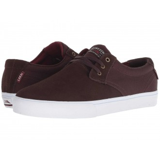 Daly Chocolate Suede