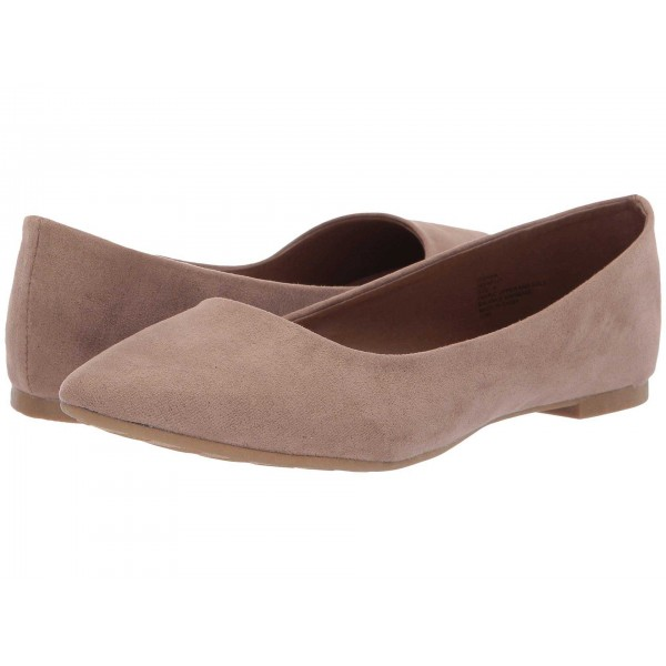 Madden Girl Jenaa Taupe Fabric