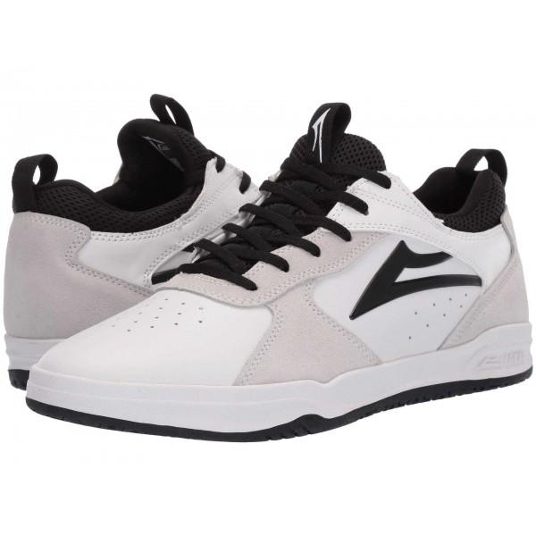 Proto White/Black Suede 1