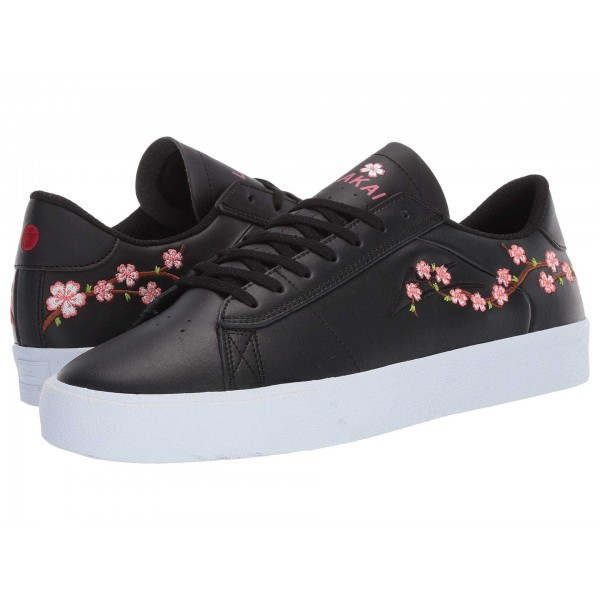 Newport X Nico Cherry Blossom Black Leather