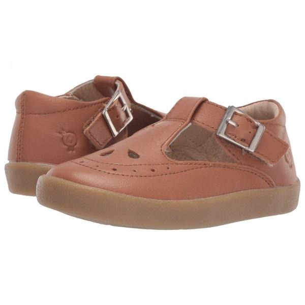 Royal Shoe (Toddler/Little Kid) Tan