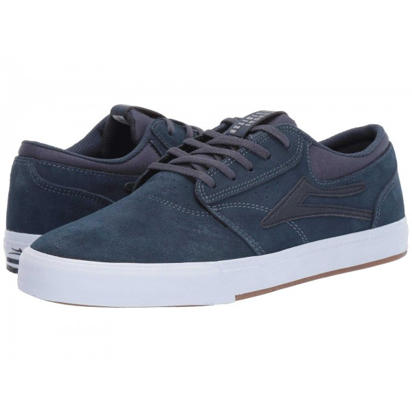 Griffin Slate Suede
