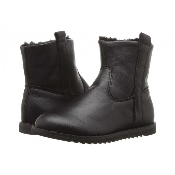 Lounge Boot (Toddler/Little Kid) Black/Black