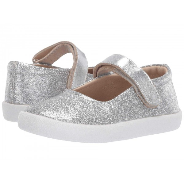 Missy Shoe (Toddler/Little Kid) Glam Argent