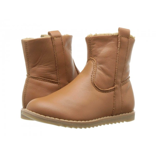 Lounge Boot (Toddler/Little Kid) Tan/Natural