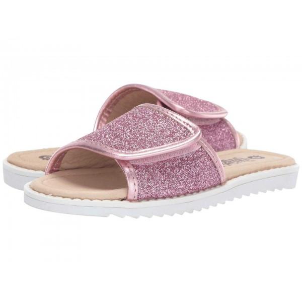 Glam Slides (Toddler/Little Kid) Glam Pink/Pink Frost
