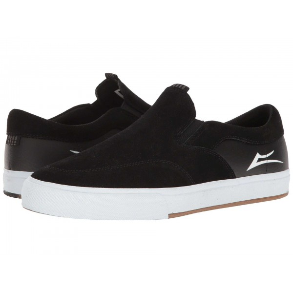 Owen VLK Black Suede